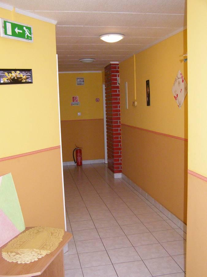 Kettős Csárda Panzió Folyosó